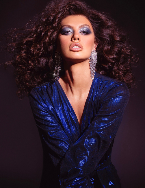 PH: Lynn Yati | Makeup: Alyssa Cruz | Hair: Viktoriia Kuznetsova