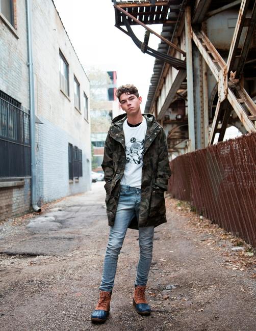 PH: Ryan Barhaug | Stylist: Amy Marie Fenderson