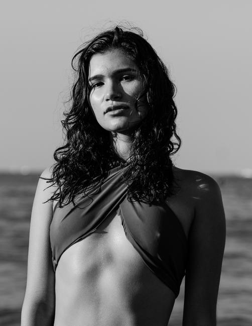 PH: Christopher Belew   HMU: Tennia Williams   Model: Giovanna Reyes