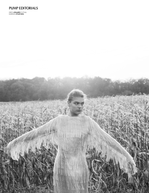 Pump Fashion Editorials | PH: Jennee Johnson | HMUA: Celena San Juan | Stylist: Nina Kallas