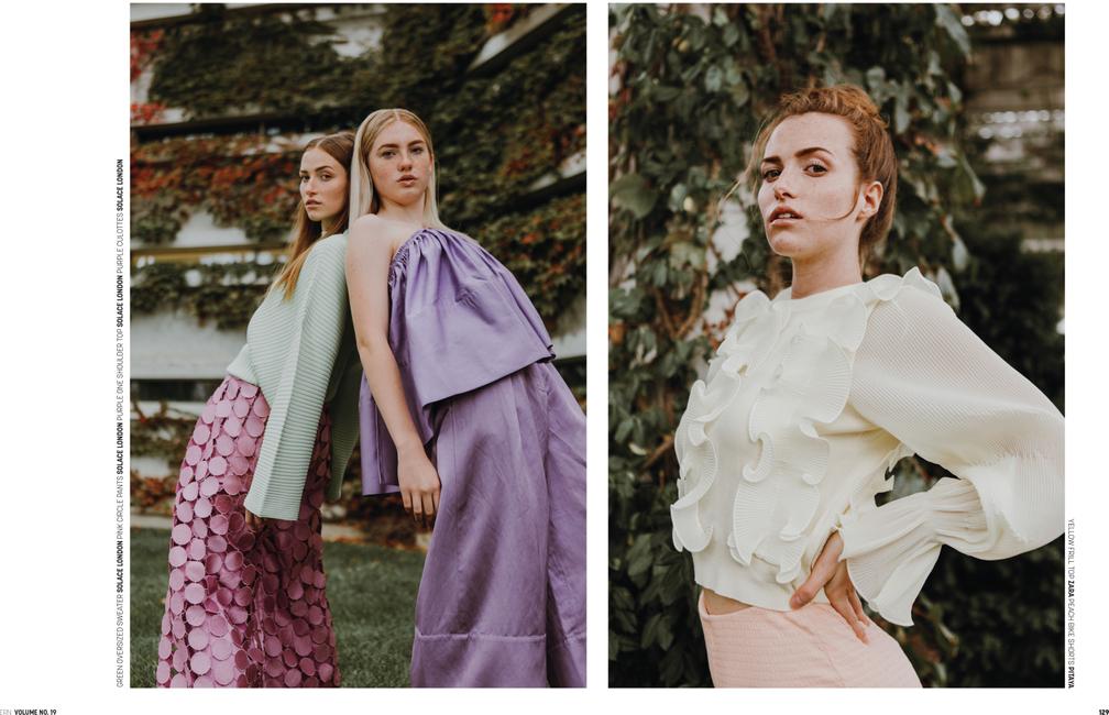 Pattern Magazine   PH: Jeanie Stehr