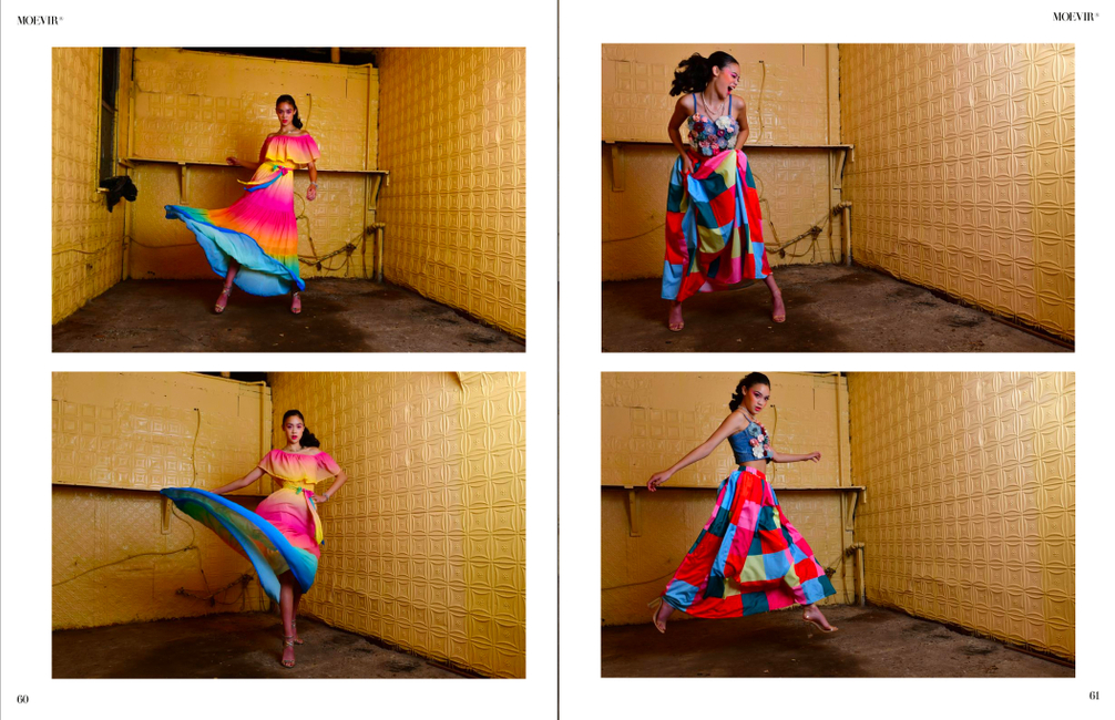 Moevir Magazine | PH: Lori Sapio | HMU: Michelle Mink | Stylist: Marlene Anzaldua
