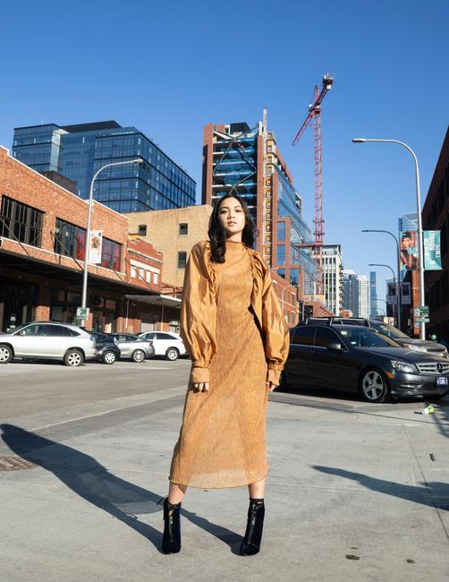 PH: Julian Jones   HMUA: Alex Claire & Hannah Chung Shields   Stylist: Nasreen Hussain