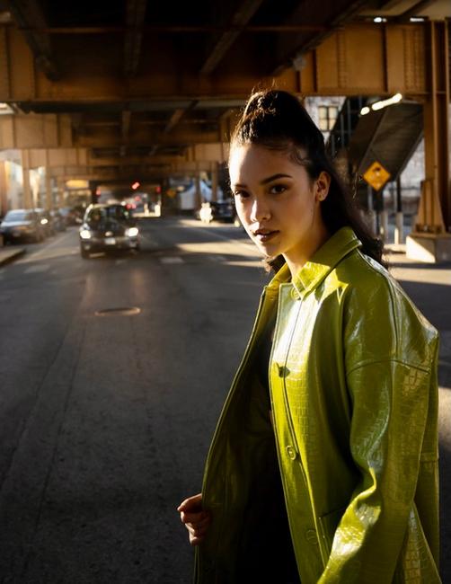 PH: Julian Jones | HMUA: Alexandra Claire & Hannah Chung | Stylist: Nasreen Hussain