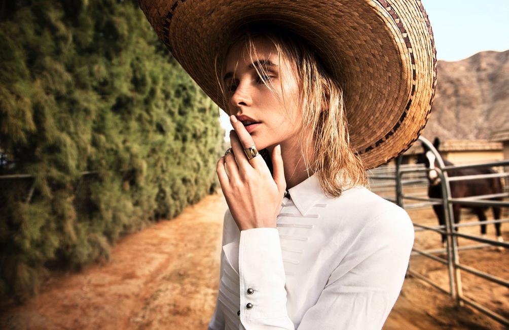 L'Officiel Lithuania   PH: Sharon Mor Yosef   Stylist: Isabelle Banham   HMU: Blondie