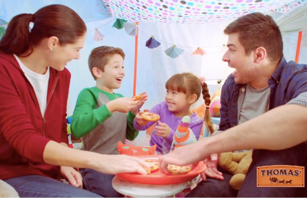 Thomas | Mini Bagels Commercial | Wardrobe: Amy Berk