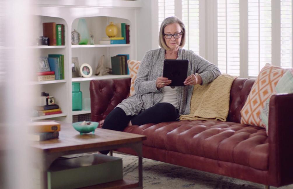 Aware Study   Aware Memory Study Commercial   Wardrobe: Amy Burk