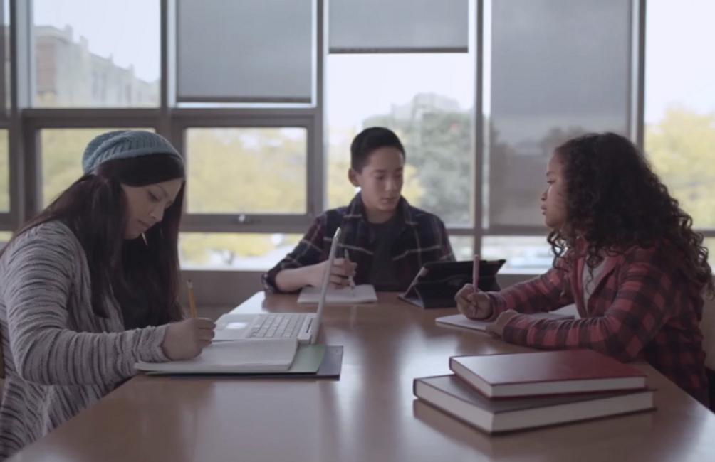 Teach.org   Commercial   HMU, Wardrobe, Child Wrangling: Amy Burk