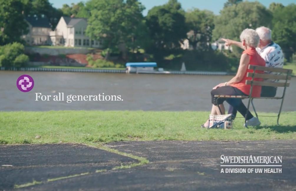 UW Health | Swedish American Commercial | Wardrobe: Amy Burk