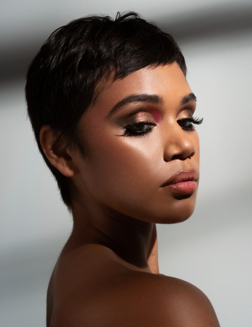 PH: Domi Glitters | Hair and Makeup: Shalisa Smith