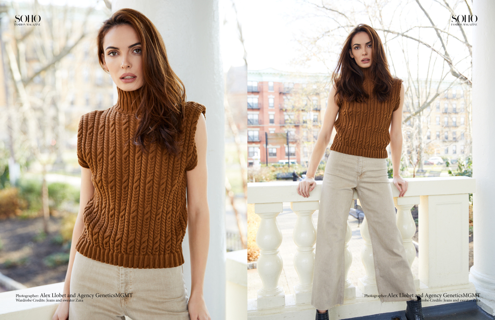 Soho Fashion Magazine | PH: Alex Llobet