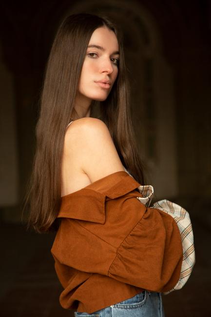 PH: Alex Pierce | MU: Annette Bragas | Hair: Jason Monet