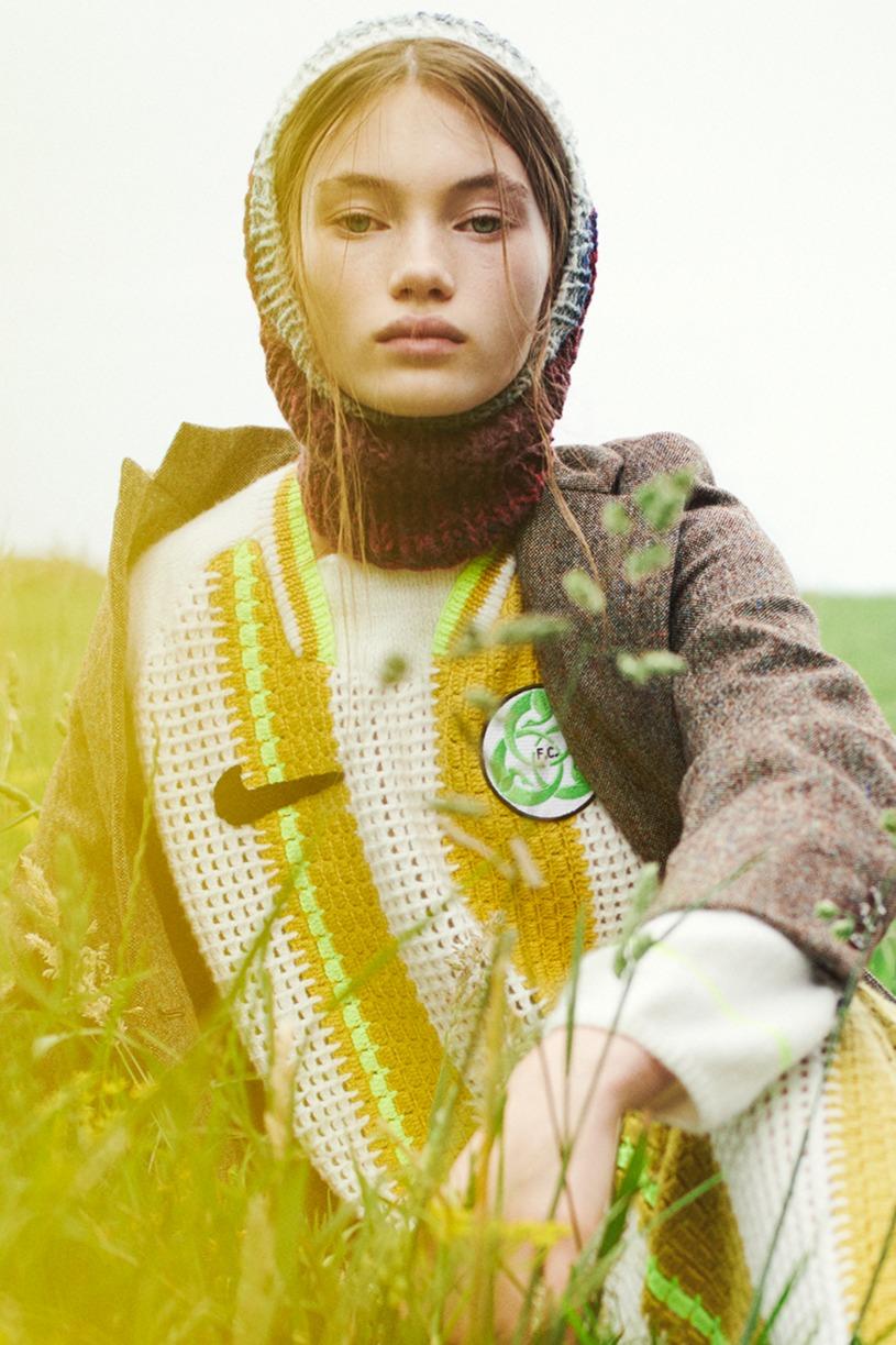 Grace Monfries for TWC Wool | Pride Models news