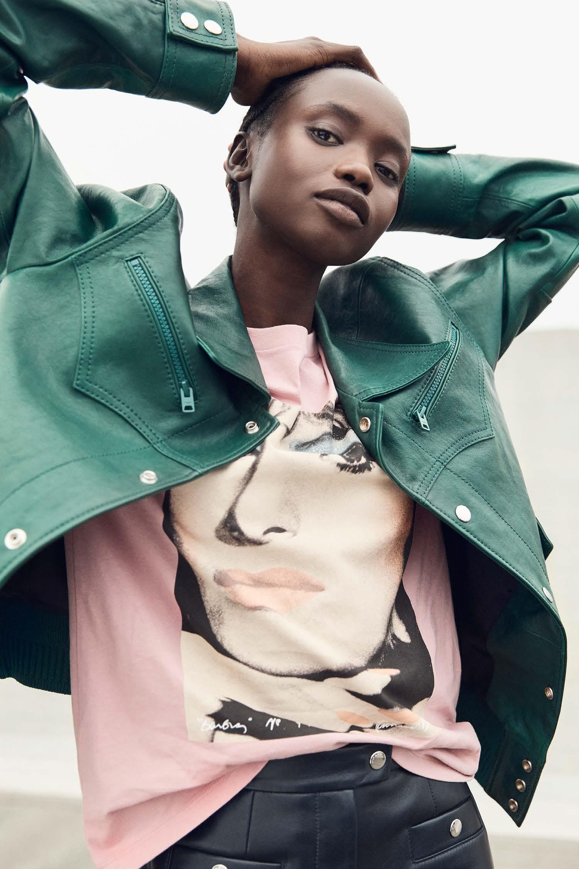 Agi Akur for Elle Australia | Pride Models news