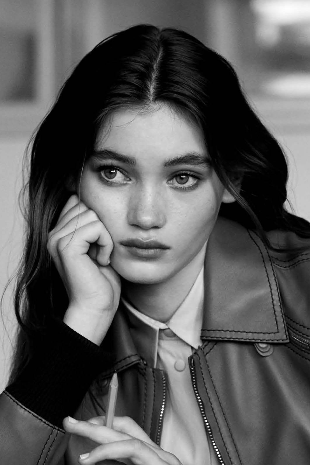 Grace Monfries for Elle Magazine Australia | Pride Models news