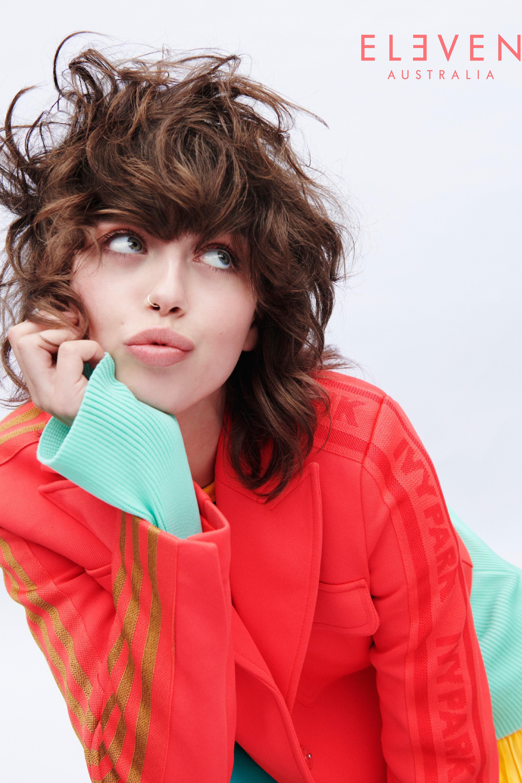 Coco Smith for Eleven Australia   Pride Models news