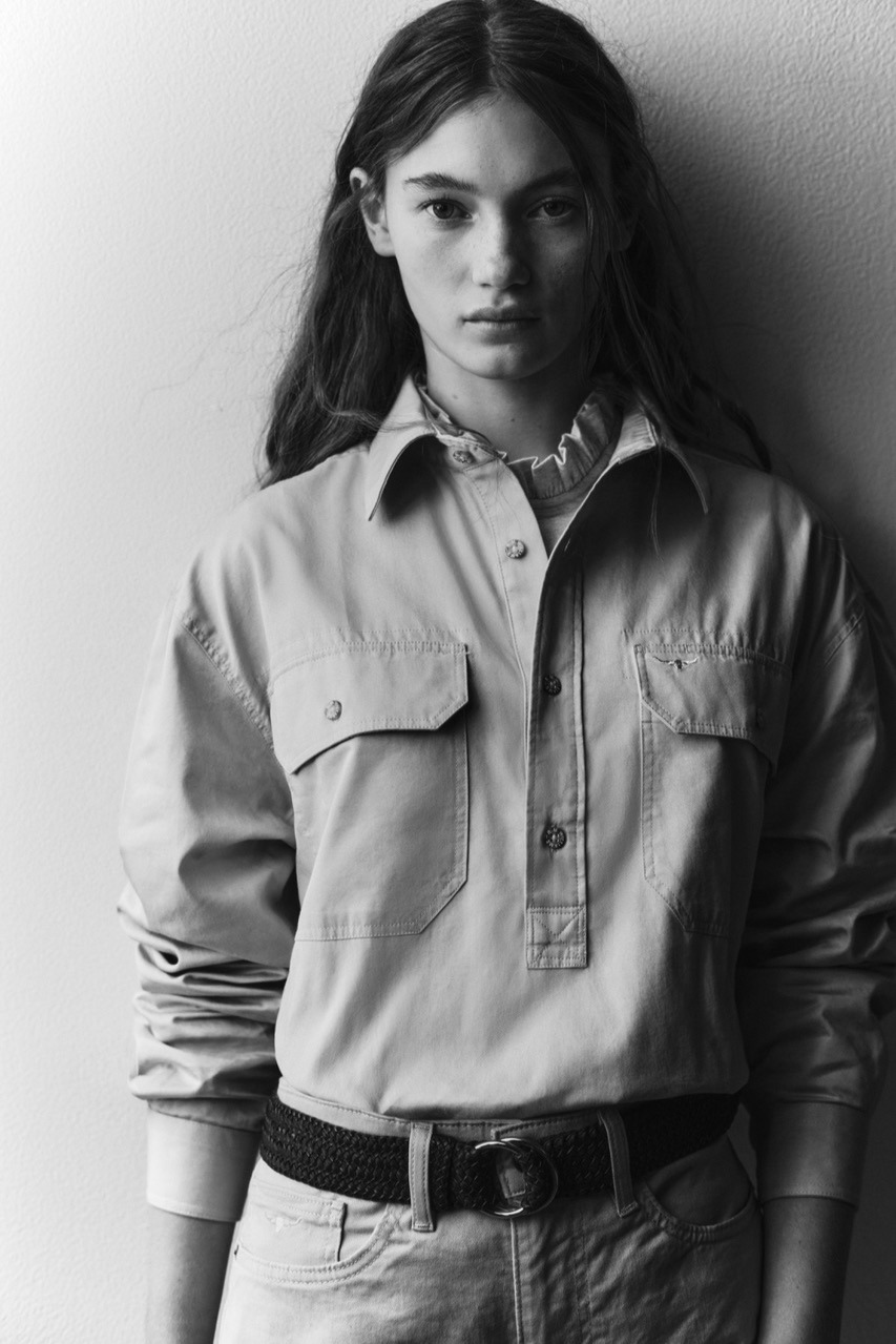 Grace Monfries for RM Williams | Pride Models news