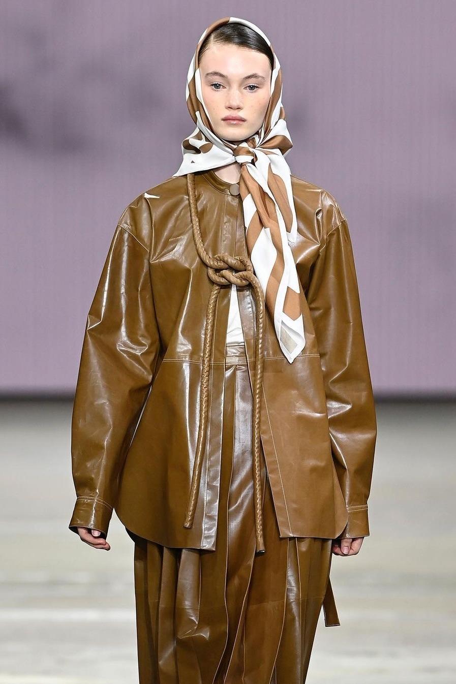 Grace Monfries walks for Next Gen at Australian Fashion Week | Pride Models news