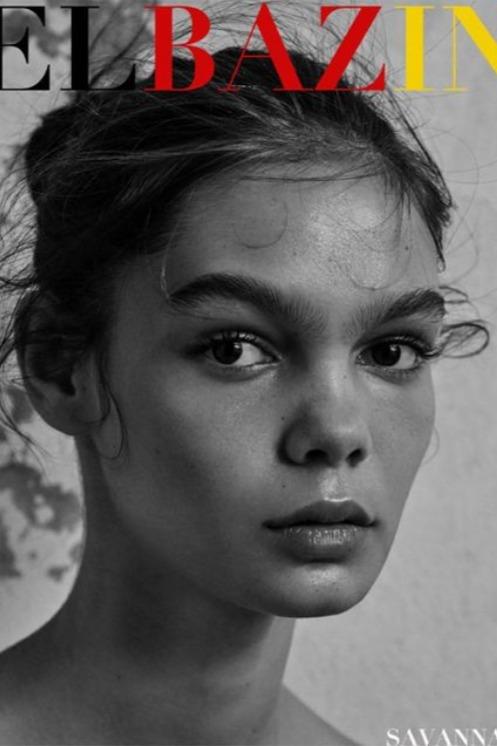 Savannah Kruger for Elbazin Magazine | Pride Models news