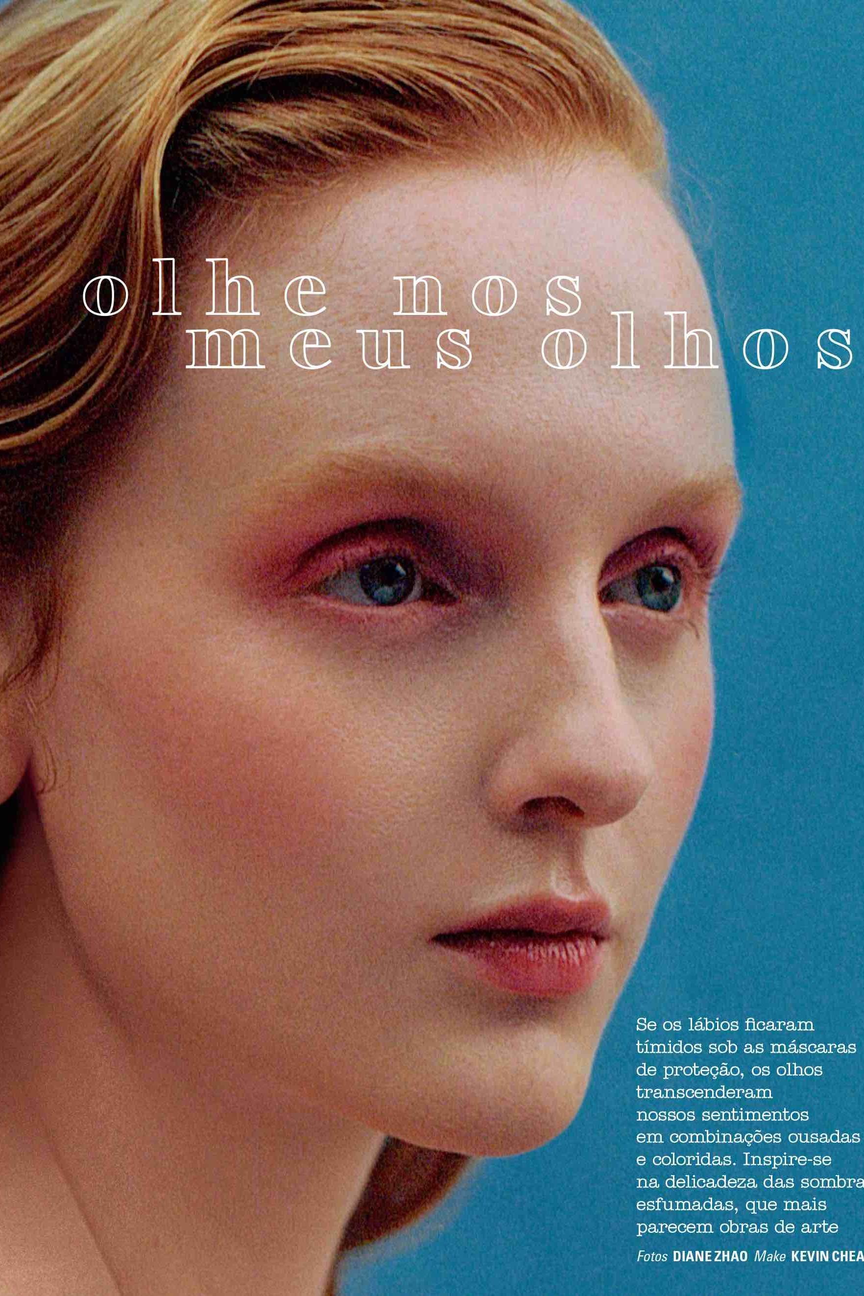 Madison Stubbington for Glamour Magazine Brazil | Pride Models news