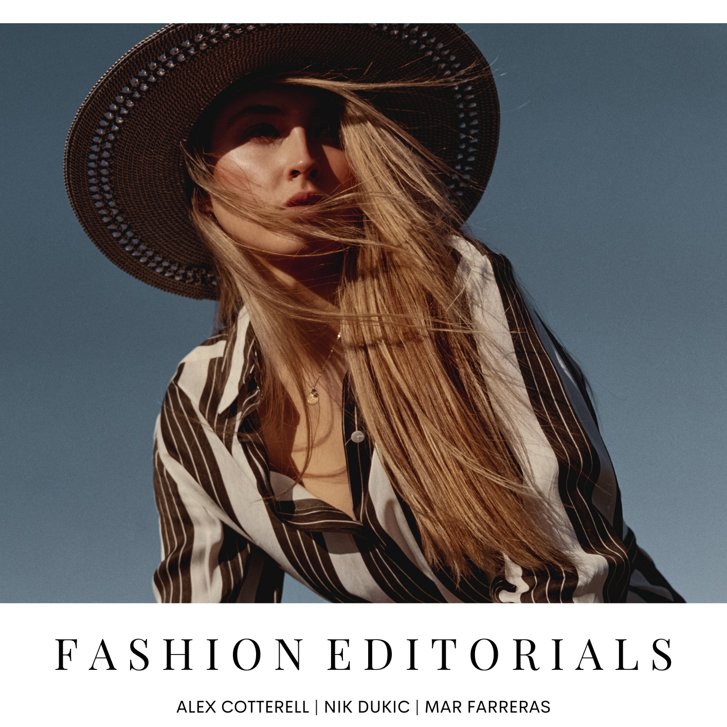 ALEX COTTERELL FOR FASHION EDITORIALS | The Models blog