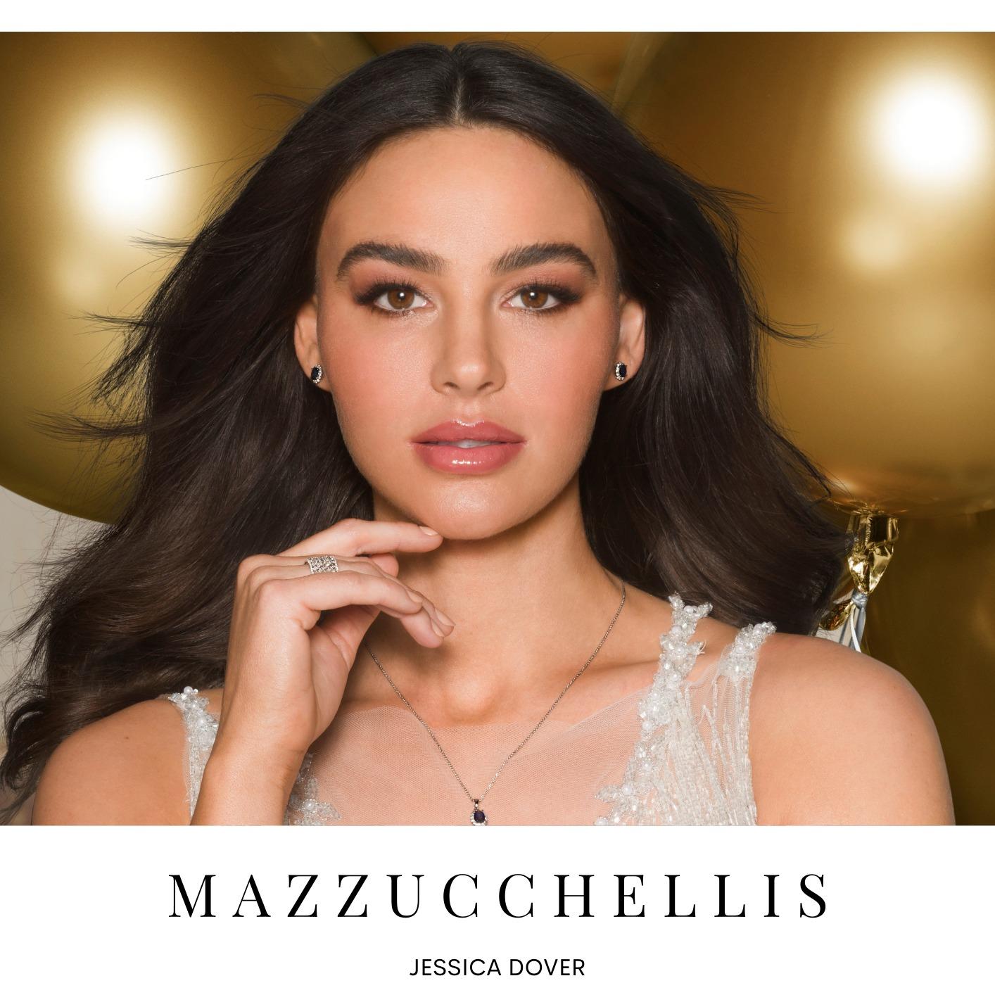 JESSICA DOVER FOR MAZZUCCHELLI'S 118TH ANNIVERSARY CAMPAIGN | The Models blog