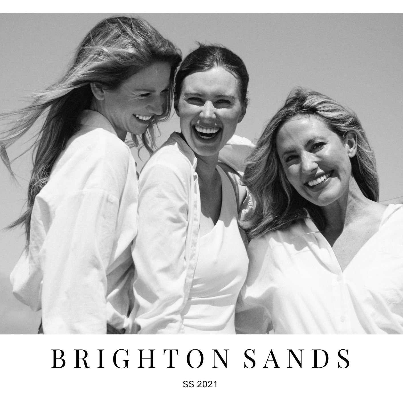 BRIGHTON SANDS EDITORIAL SHOOT BY THE MODELS | The Models blog