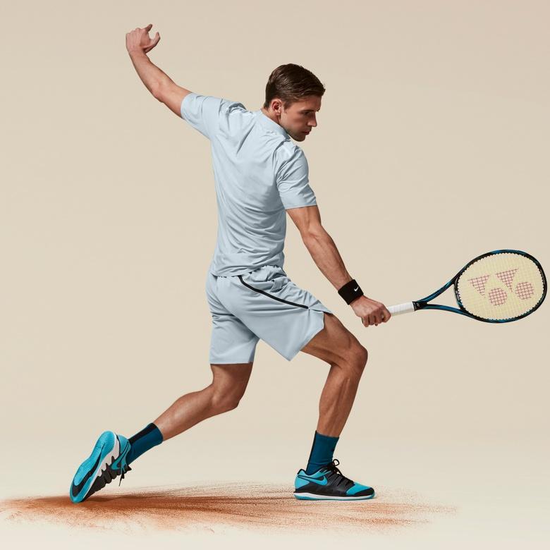 Gabriel Everett for Nike Court