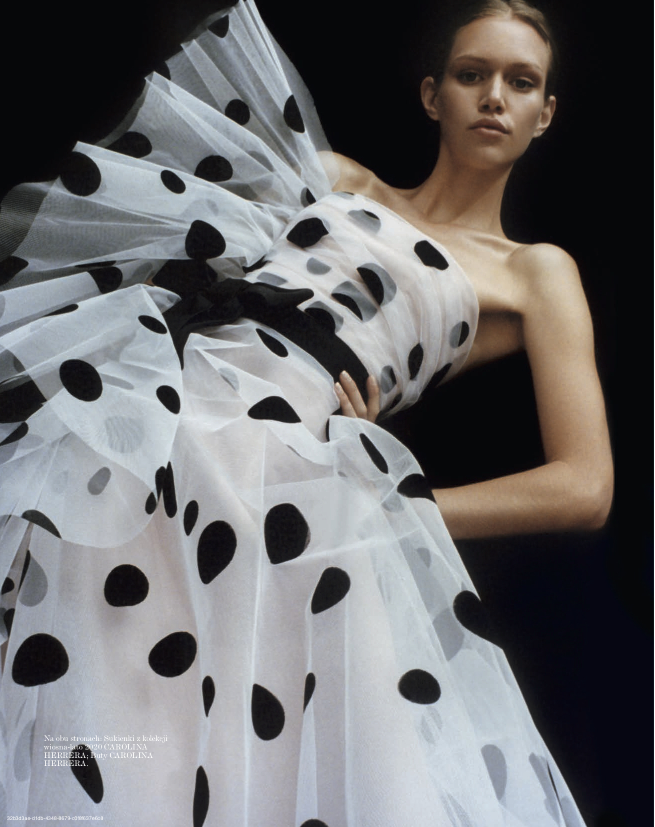 Nikki McGuire for Vogue Poland