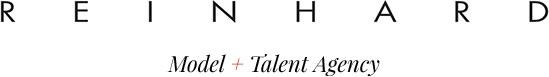 Reinhard Model & Talent Agency