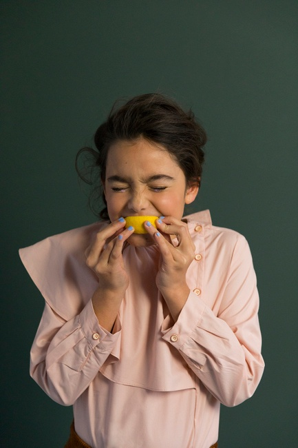 Nika for Sticky Lemon