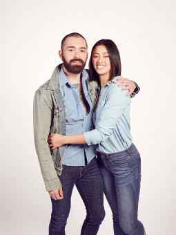 Coates/Inacay Couple