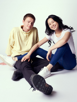 Hai/Avery Couple