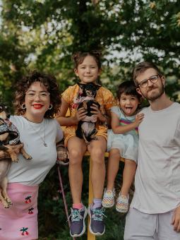 Horne Family