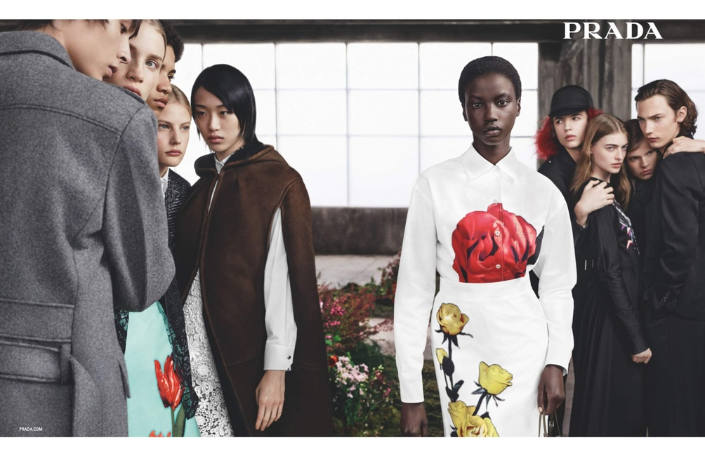 Prada - 365 Fall/Winter 2019.20 Campaign