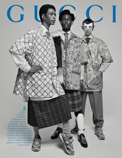Gucci Fall/Winter 2019.20 Campaign
