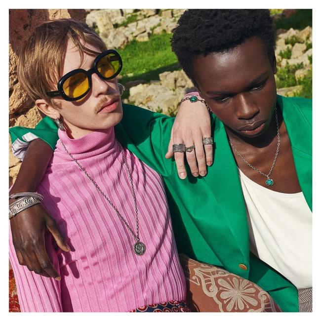 Gucci Pre/Fall 2019.20 Campaign