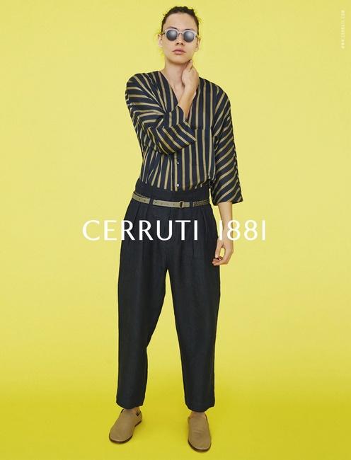 Cerruti 1881 Spring/Summer 2019 Campaign