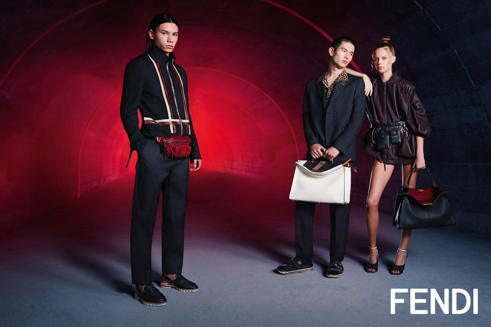 Fendi Spring/Sumer 2019 Campaign