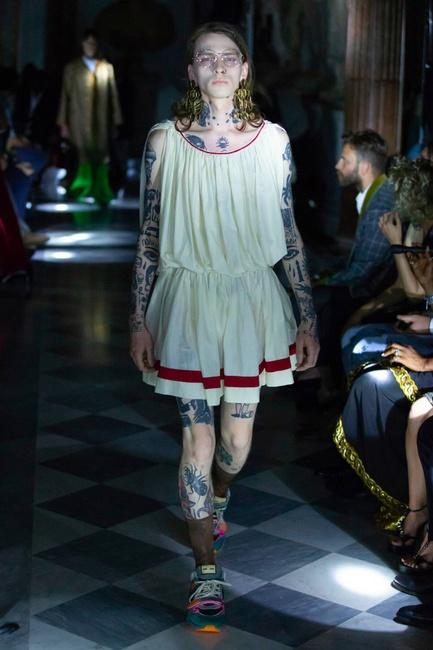 Gucci Cruise Spring/Summer 2019 Fashion Show