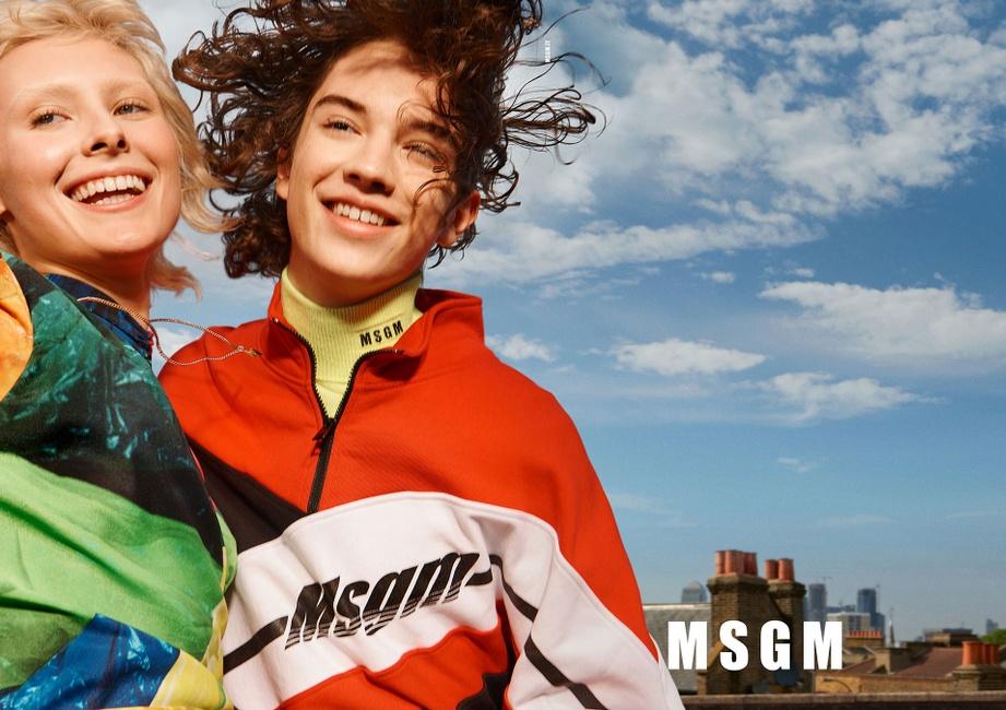 MSGM Fall/Winter 2019 Campaign