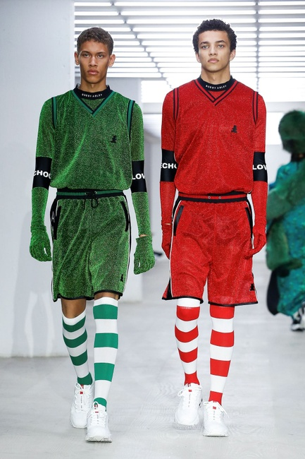 Bobby Abley Spring/Summer 2020 fashion show in London