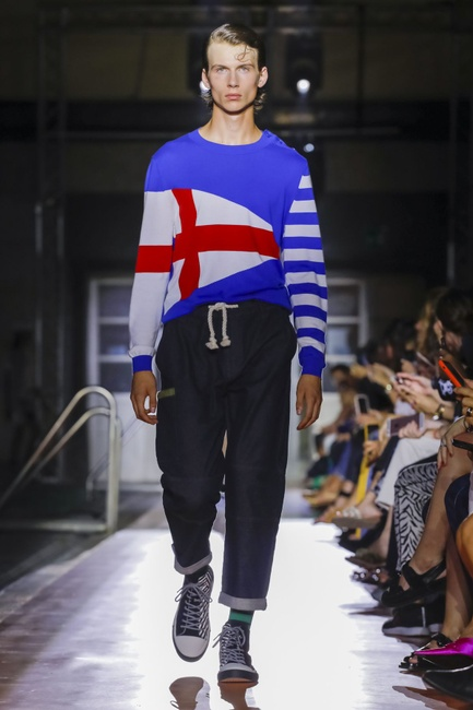 United Colors of Benetton Spring/Summer 2020 fashion show in Milan