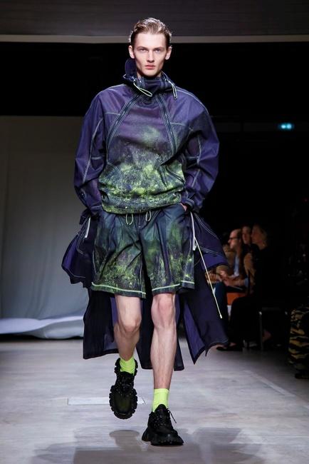 Angel Chen Spring/Summer 2020 fashion show in Milan