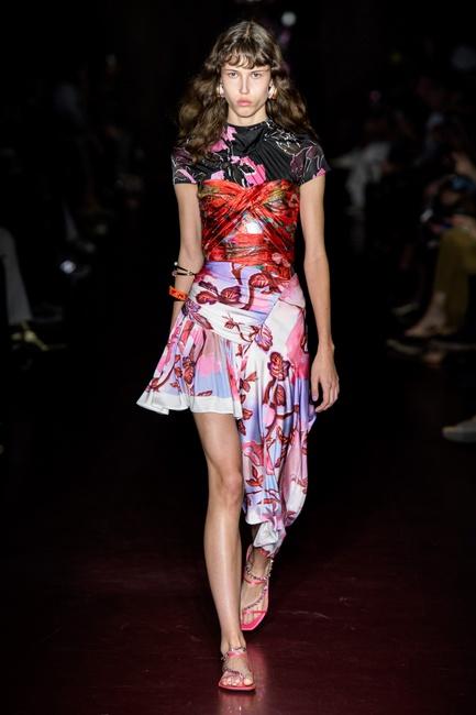 Peter Pilotto Spring/Summer 2020 fashion show in Milan
