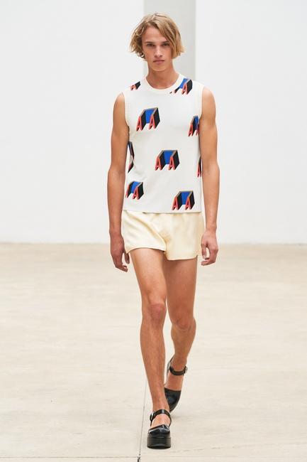 Arthur Arbesser Spring/Summer 2020 fashion show in Milan