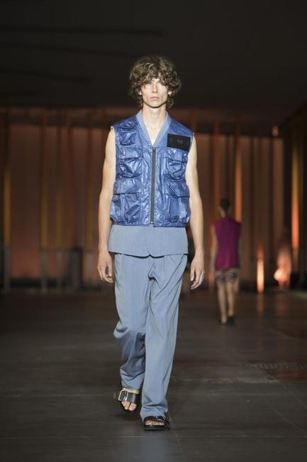 Frankie Morello Spring/Summer 2020 fashion show in Milan