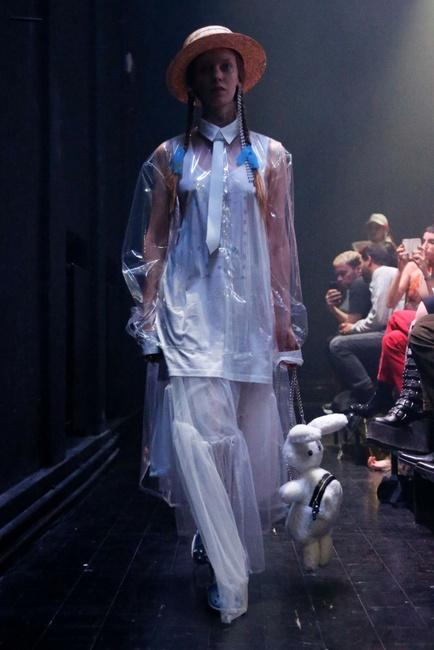 Barbara Bologna Spring/Summer 2020 fashion show in Milan