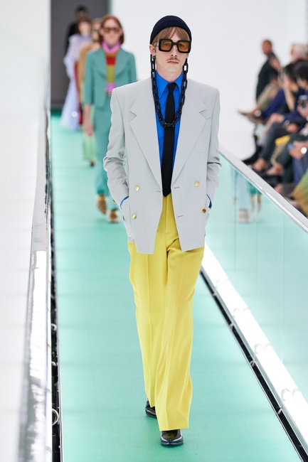Gucci Spring/Summer 2020 fashion show in Milan