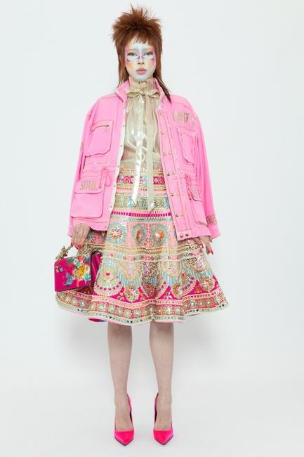 Manish Arora Spring/Summer 2020 fashion show in Paris.